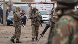The SANDF will be assisting SAPS in enforcing the 21-day national lockdown.
