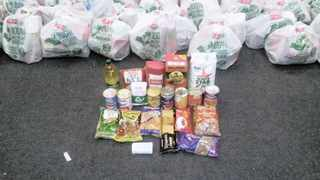 Some councillors have been criticised for looting food parcels and for distributing food parcels along political lines.
