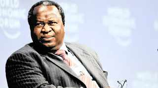 Finance Minister Tito Mboweni. Picture: African News Agency (ANA) Archives
