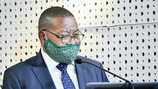 Higher Education, Science and Technology Minister Dr Blade Nzimande. Picture: GCIS