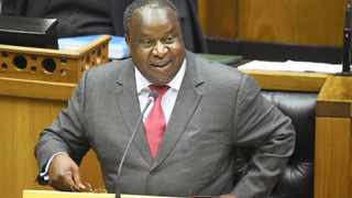 FINANCE Minister Tito Mboweni.     African News Agency (ANA)