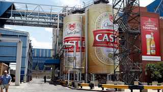 South African Breweries (SAB) has announced it will be forced to pour 132million litres of beer down the drain.     Leon Nicholas  African News Agency (ANA)