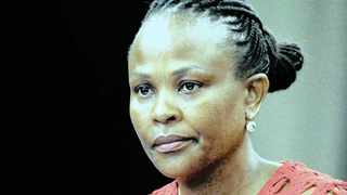 Public Protector advocate Busisiwe Mkhwebane. Picture: Mike Hutchings/Reuters/African News Agency