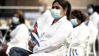 A group of Cuban health-care workers will assume duties in the Western Cape in the coming week, assisting the province in its fight against Covid-19. Picture: Armand Hough/African News Agency (ANA)