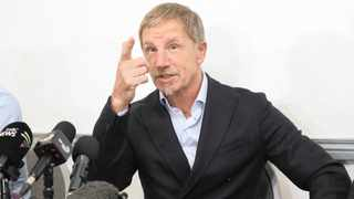 Stuart Baxter won two league titles with Kaizer Chiefs. Picture: Gavin Barker/BackpagePix
