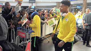 Bongani Zungu's next destination is likely to be Spain. Picture: Sydney Mahlangu/ BackpagePix