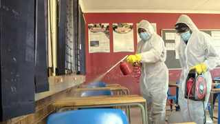 LARGE quantities of personal protection equipment (PPE) worth millions have mysteriously disappeared in three districts in KwaZulu-Natal, leaving the Education Department searching for answers and with a huge backlog in schools that may not be ready to reopen on Monday. Picture:  Themba Hadebe AP