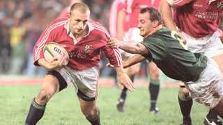Ruben Kruger always left everything on the field. Picture: Anne Laing