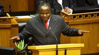 Finance Minister Tito Mboweni on Wednesday projected total consolidated budget spending, including debt service costs, to exceed R2 trillion for the first time. Photo: African News Agency (ANA) Archives