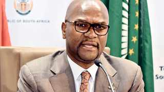 Department of Sports, Arts and Culture Minister Nathi Mthethwa.