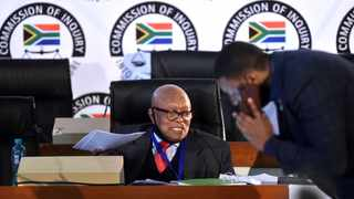 EX-PRASA chairperson Popo Molefe.     Itumeleng English African News Agency (ANA)