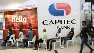 Several Capitec branches have also been turned into pet food collection points, with donated dog food being amassed to hand out to struggling shelters. File Photo: Reuters