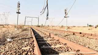 """A staggering R173 million loss to vandals targeting Gauteng's railway lines threatens to derail the """"vital"""" and affordable train service that transports thousands of commuters daily.  Picture: Itumeleng English African News Agency (ANA)"""
