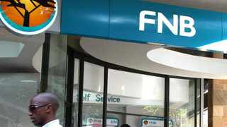 FNB said it had partnered with Selpal, a fintech company that operates in townships, to boost the financial inclusion of the informal economy. Photo: Bloomberg