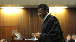 Advocate Tembeka Ngcukaitobi, chair of the inquiry set up to investigate the racial profiling of black doctors by the schemes. File photo: Felix Dlangamandla/Netwerk24.