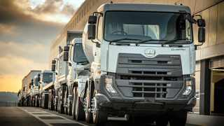 Gert Swanepoel says that UD Trucks believes that the basics, like fleet replacements, are still happening. Photo: Supplied