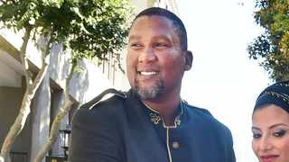 Mandla Mandela has called on South Africans to support the Palestinian struggle just like his grandfather Nelson Mandela did as President. Picture: GCIS