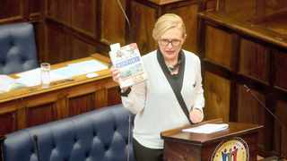 Western Cape Premier Helen Zille File picture: Henk Kruger/ANA Pictures