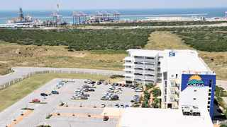 A file picture of the Coega Industrial Development Zone.