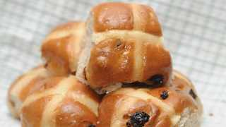 How to make your own hot cross buns. Picture: Henk Kruger