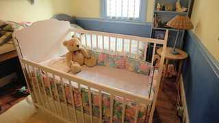 SOLUTION NEEDED: Parents battle to come to terms with losing a baby to sudden infant death syndrome.