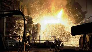 FIRED UP: The steel and engineering industry has a strong base in East London and Port Elizabeth.Picture: Bloomberg