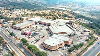 Twin City in Bushbuckridge, Mpumalanga, offers consumers more than 50 shops.Photo: Supplied