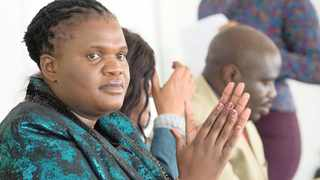 Public Service and Administration Minister Faith Muthambi  Photo: GCIS