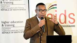 Deputy Minister of Higher Education Mduduzi Manana. File picture: Chris Collingridge/ANA Pictures