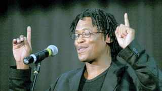 Sandile Dikeni never identified himself on the basis of skin colour, but he had empathy for those more vulnerable than him in our society. Picrure: Neo Ntsoma