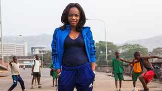 Sierra Leone's football chief, Isha Johansen, refuses to buckle in pursuit of her goal of developing women's and girls football across Africa. Picture: FACEBOOK