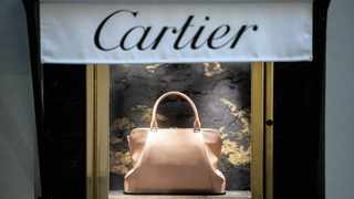 Cartier maker Richemont's human resources director is leaving its executive committee, the Swiss luxury goods group said on Friday, without giving a reason for the departure. Photo: Bloomberg