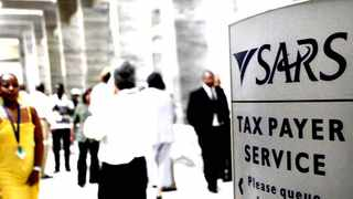 The South African Revenue Services. Photo: Ziphozonke Lushaba/African News Agency (ANA)