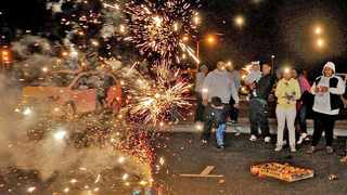 CONCERN: Guy Fawkes Night, also known as Guy Fawkes Day, Bonfire Night and Firework Night, is an annual commemoration observed on November 5, primarily in the UK. Picture: Jeffrey Abrahams/African News Agency (Archives)