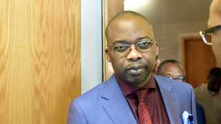 File Image: Minister of Justice and Correctional Services Michael Masutha ( INLSA)