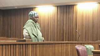Anna Mahlangu has been sentenced to 15 years for causing the death of her foster daughter by setting her alight. Picture: Rudzani Matshili/ANA