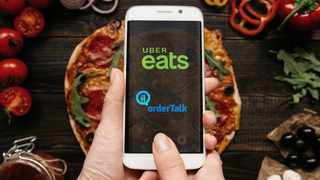 Uber Eats most popular food items for 2018. Picture supplied