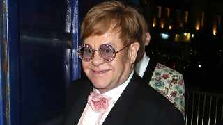Sir Elton John thinks social media companies have a huge role to play in the fight against HIV and AIDS. Picture: Bang Showbiz