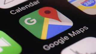 Earth will now be shown as a globe when a user zooms out on Google Maps.  Photo: (AP Photo/Patrick Sison).