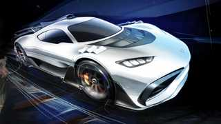 If it gets the green light the new sports car will likely have styling inspired by the Project One hypercar.
