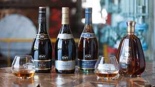 KWV wins global brandy producer of the year. Picture supplied