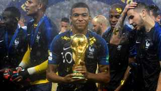 Kylian Mbappe became only the second ever teenager to score in a World Cup fianl as France beat Croatia to win the title for the second time in its history. Photo: EPA/FACUNDO ARRIZABALAGA