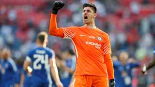 Chelsea have agreed to sell Thibaut Courtois to Real Madrid. Photo: REUTERS/David Klein