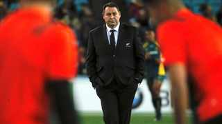 All Blacks coach, Steve Hansen, could blood more young players or test combinations during the Rugby Championship. Photo: REUTERS/Jason Reed