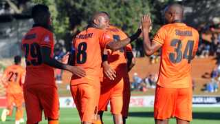 Polokwane City are currently last on the Absa Premiership table after two defeats in as many games. Photo: Sydney Mahlangu/BackpagePix