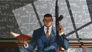 Netflix comic book 'Prodigy'. Picture: Supplied