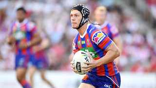 New Zealand is targeting one of rugby league's hottest properties, Kalyn Ponga. Photo: @NewsofNewCastle on twitter