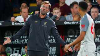 Liverpool manager, Jurgen Klopp, has defended Mesut Ozil and Ilkay Gundogan. Photo: REUTERS/Eddie Keogh