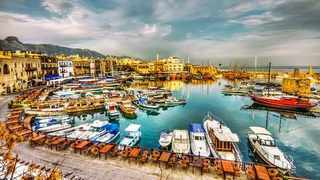 The island of Cyprus. Picture: Supplied