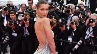 "Bella Hadid thinks the secret to modelling is to be yourself and not try to ""get put in a box"". Pic: Bang Showbiz"